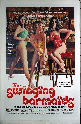 Swinging Barmaids / Eager Beavers