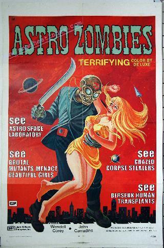 Astro-Zombies R71