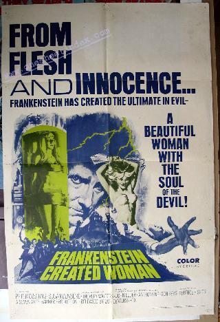 Frankenstein 4: Created Woman