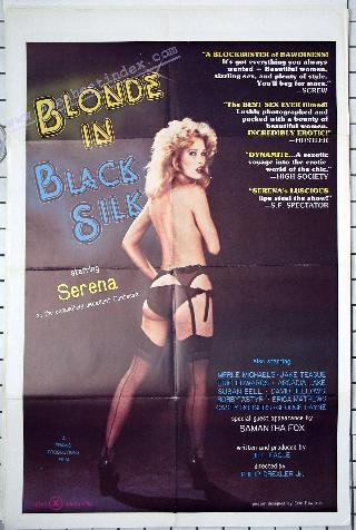�� ���� ����� ����� �������  ���� ����� �� ������ ������   Blonde in Black Silk (1979) ������ 290 MB  ����� ��� ���� �� �����