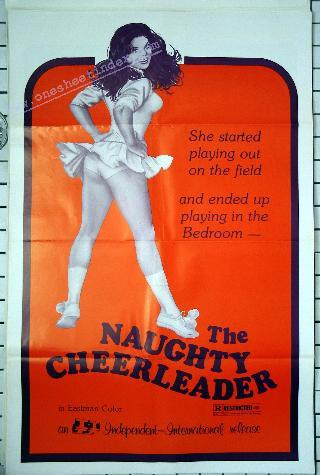 Naughty Cheerleader