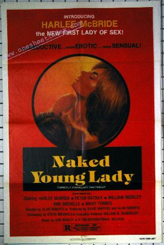Naked Young Lady