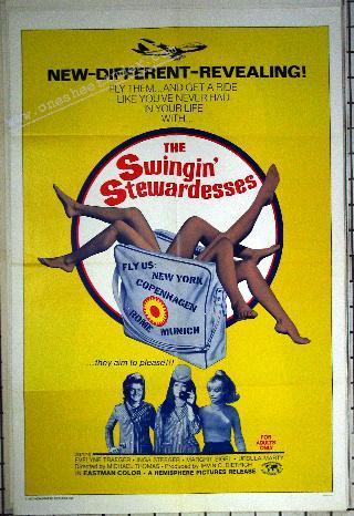 Swingin' Stewardesses