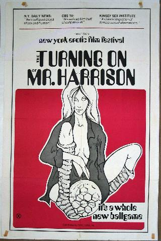 Turning On Of Mr Harrison