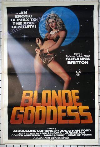 Blonde Goddesses