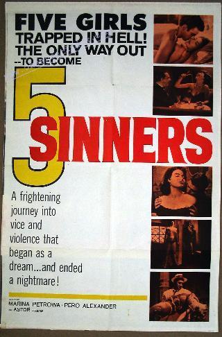 Five Sinners