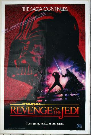 Star Wars 6: Revenge of the Jedi
