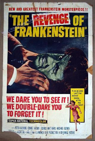 Frankenstein 2: Revenge of Frankenstein