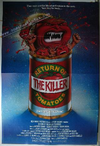Attack of the Killer Tomatoes: Return