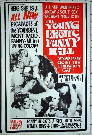Fanny Hill: Young Erotic