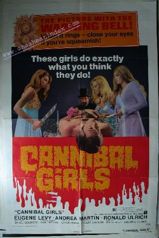 Cannibal Girls