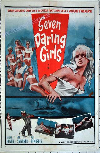 Seven Daring Girls