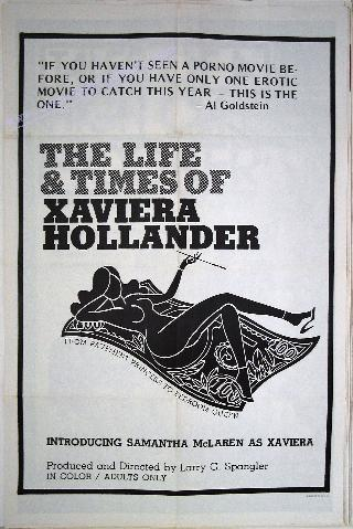 Life & Times Of Xaviera Hollander