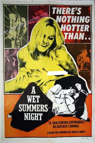 Wet Summers Night