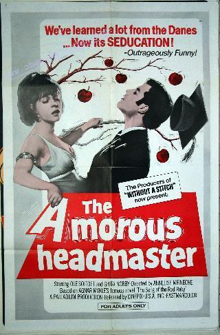 Amorous Headmaster