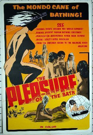 Pleasure of the Bath - Nudism Mondo