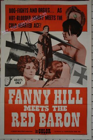 Fanny Hill: Red Baron