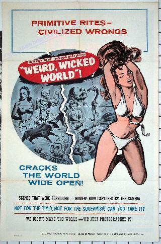 Weird, Wicked World