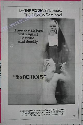 Demons Sexorcist