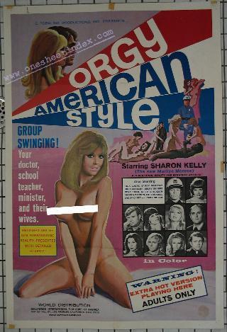 Orgy American Style