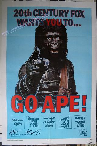 Planet of the Apes: Go Ape