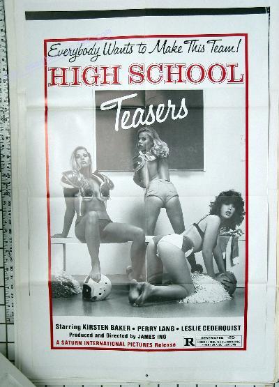 High School Teasers