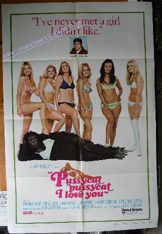 Pussycat Pussycat I Love You