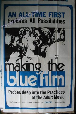 Making the Blue Film