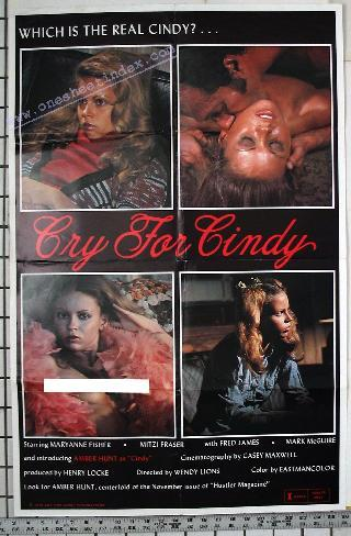 Cry for Cindy