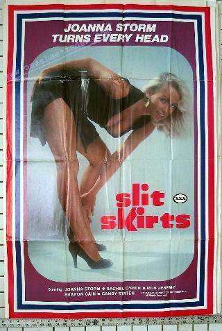 Slit Skirts