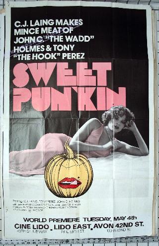 Sweet Pun'kin