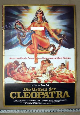 Erotic Dreams of Cleopatra