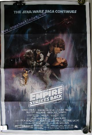 Star Wars 5: Empire Strikes Back