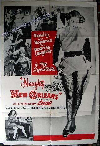 Naughty in New Orleans