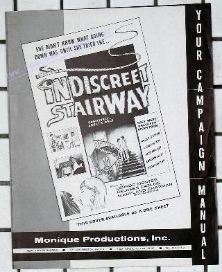 Indiscreet Stairway