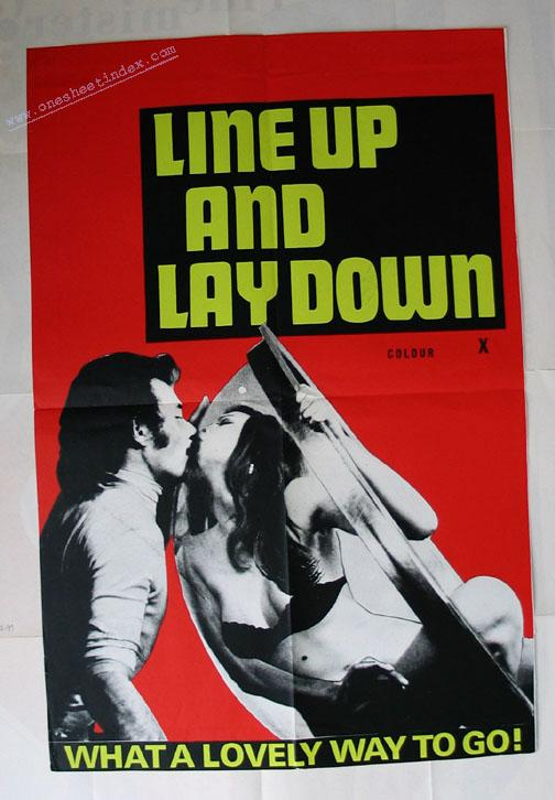 Line Up and Lay Down