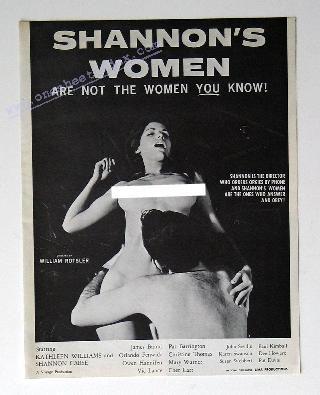 Shannon's Women