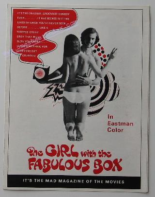 Girl with the Fabulous Box