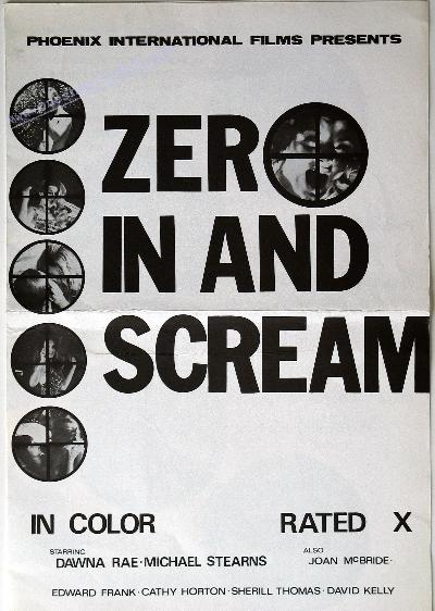 Zero in and Scream