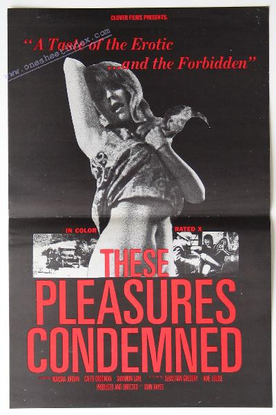 These Pleasures Condemned