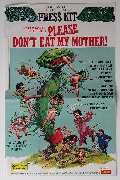 Please, Don't Eat My Mother