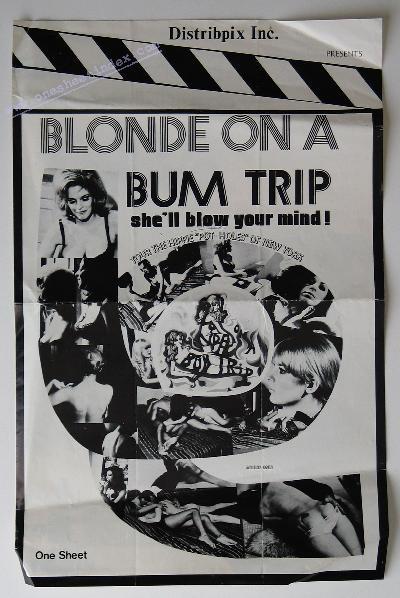 Blonde on a Bum Trip