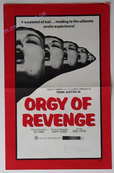 Orgy of Revenge