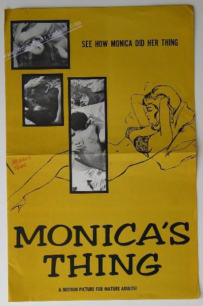 Monica's Thing
