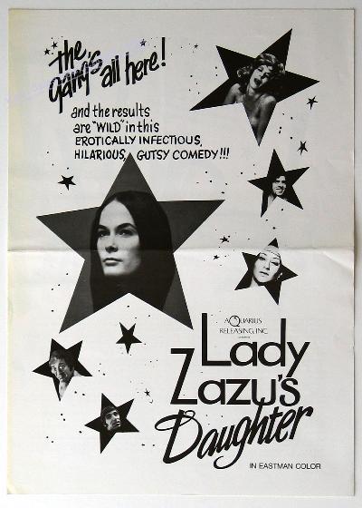 Lady Zazu's Daughter