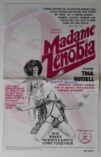 Madame Zenobia