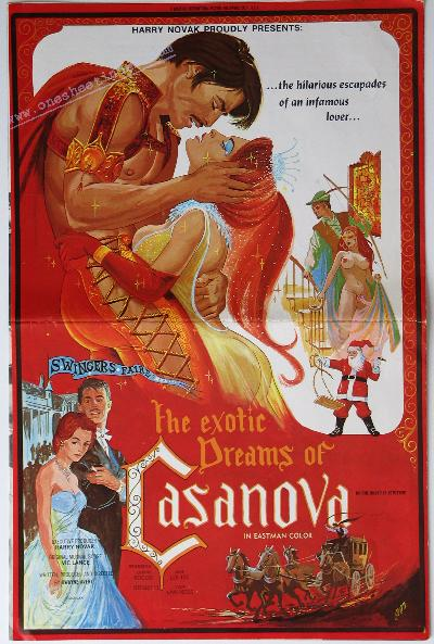 Erotic Adventures of Casanova