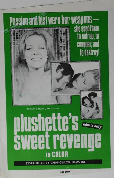 Plushette's Sweet Revenge