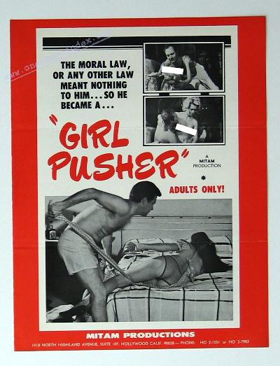 Girl Pusher