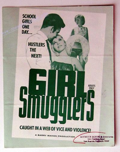 Girl Smugglers